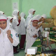 Pelatihan Dokter Kecil dari RSU Aisyiyah