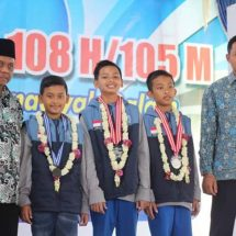 Pawai/Kirap Siswa SD Muhammadiyah Ponorogo Sebagai Pejuang Internasional