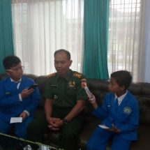 Wartawan Cilik SD Muhammadiyah Ponorogo