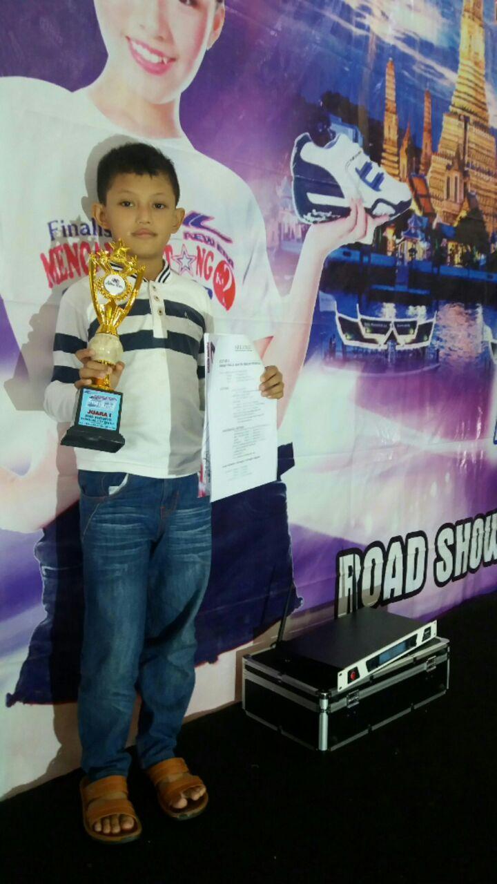 Sang Juara New Era Mencari Bakat Season 3 SD Muhammadiyah Ponorogo