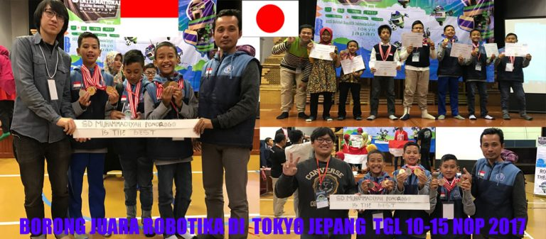 Borong Medali Emas Di Tokyo Jepang