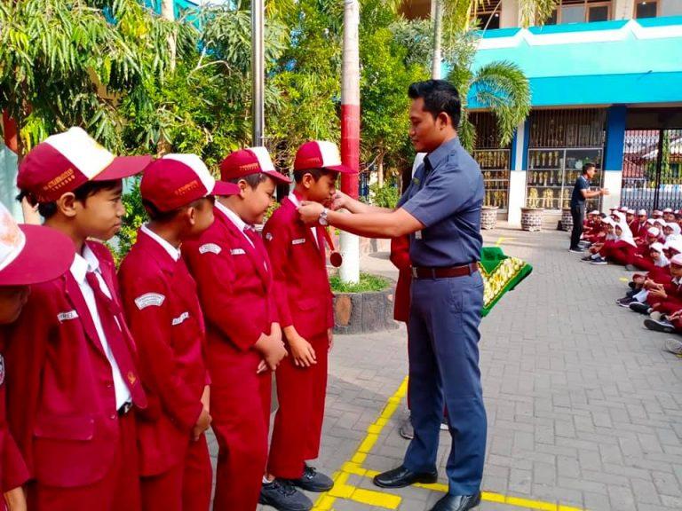 3 x Juara 1 Team Futsal SD Muhammadiyah Ponorogo