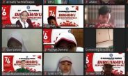 Bakti untuk Negeri di Masa Pandemi, SD Muhammadiyah Ponorogo Laksanakan Upacara HUT RI Secara Virtual