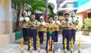 "Siswa Siswi SD Muhammadiyah Ponorogo Juara Lomba ""SCOUT TALENT 2021 KWARDA HW"""